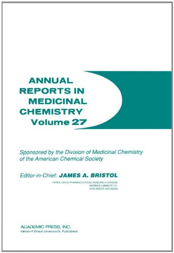 9780120405275: Annual Reports in Medicinal Chemistry (Volume 27)