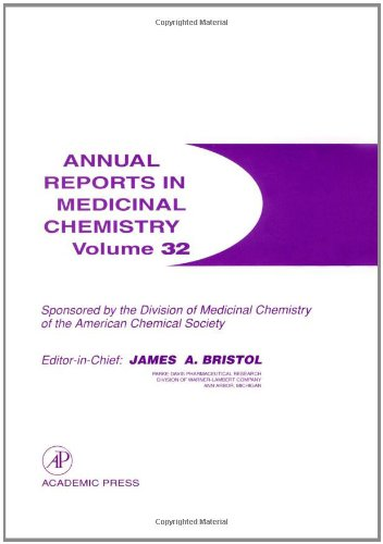 9780120405329: Annual Reports in Medicinal Chemistry, Volume 32