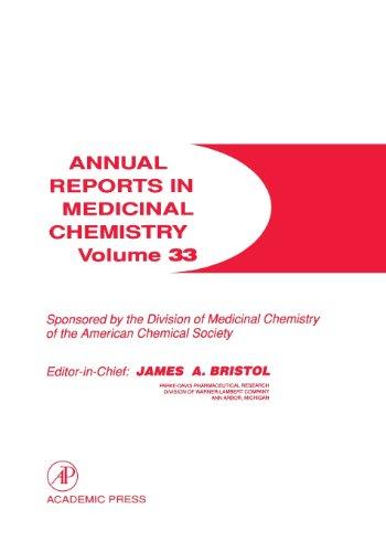 Annual Reports in Medicinal Chemistry, Volume 33: George L. Trainor,