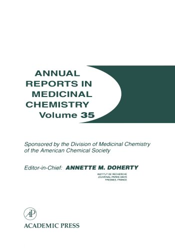 9780120405350: Annual Reports in Medicinal Chemistry, Volume 35