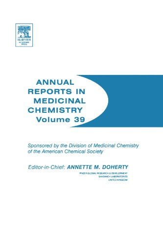 9780120405398: Annual Reports in Medicinal Chemistry, Volume 39