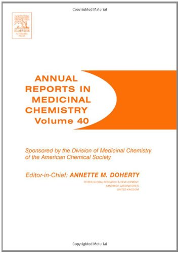 9780120405404: Annual Reports in Medicinal Chemistry, Volume 40