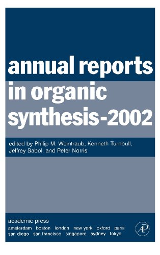 9780120408320: Annual Reports in Organic Synthesis (2002)
