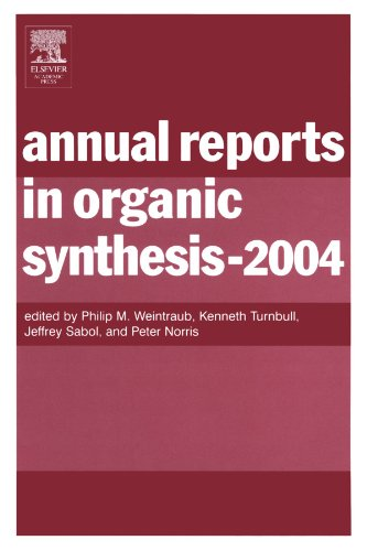 9780120408344: Annual Reports in Organic Synthesis, Volume 2004