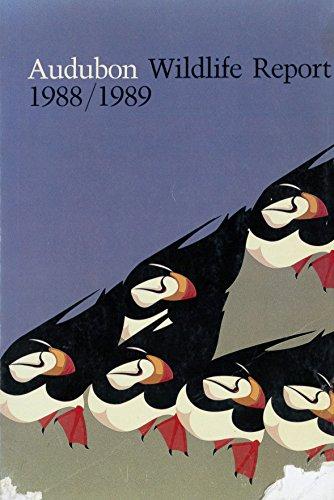 9780120410026: Audubon Wildlife Report, 1988-1989