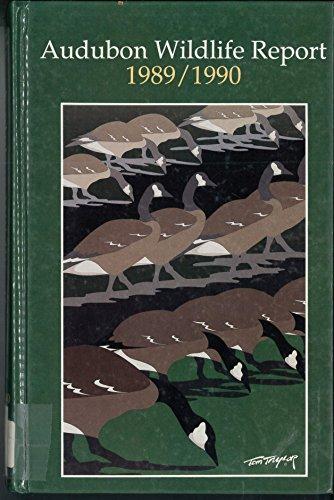 9780120410033: Audubon Wildlife Report, 1989-1990