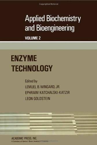 9780120411023: Applied Biochemistry and Bioengineering: Enzyme Technology v. 2