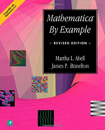 9780120415304: Mathematica by Example