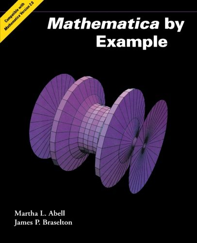 9780120415403: Mathematica by Example