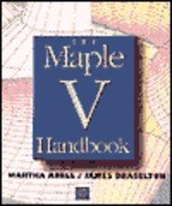 9780120415427: The Maple V Handbook