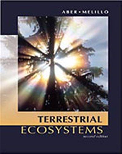 9780120417551: Terrestrial Ecosystems