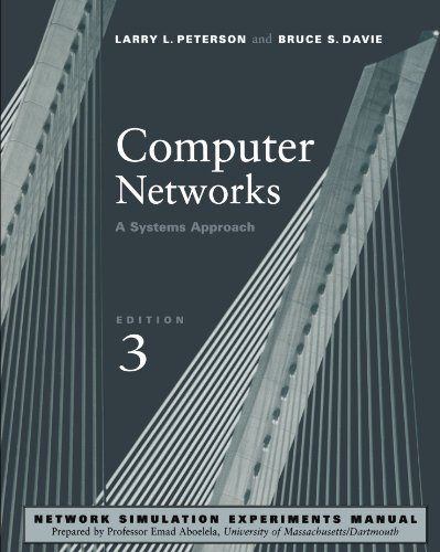 9780120421718: Network Simulation Experiments Manual (The Morgan Kaufmann Series in Networking)