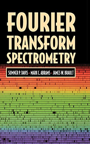 9780120425105: Fourier Transform Spectrometry