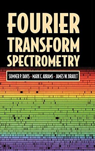9780120425105: Fourier Transform Spectrometry