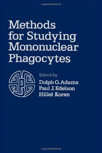 9780120442201: Methods for Studying Mononuclear Phagocytes