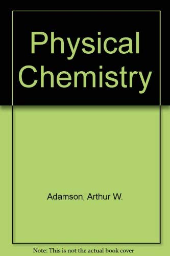 9780120442508: Physical Chemistry