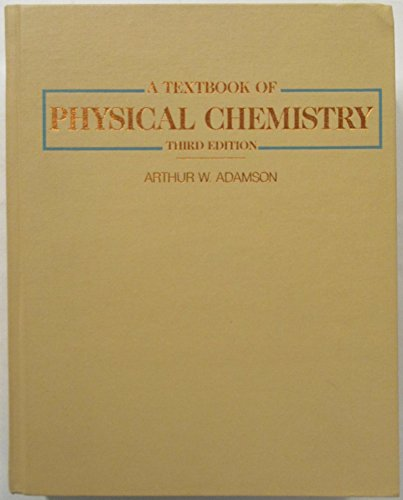 9780120442553: Textbook of Physical Chemistry