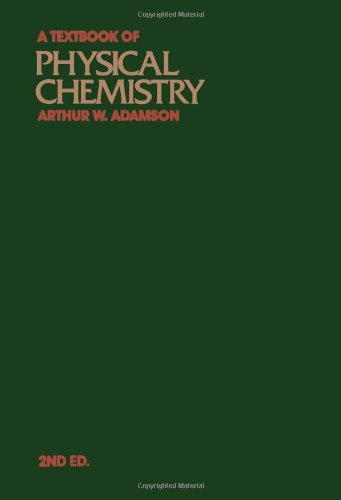 9780120442607: Textbook of Physical Chemistry