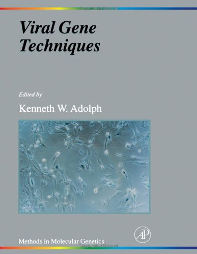 9780120443093: Viral Gene Techniques, Volume 7 (Methods in Molecular Genetics)