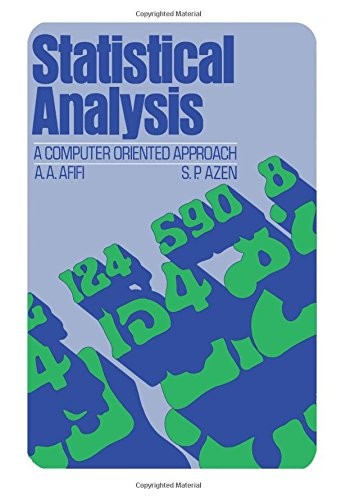 9780120444502: Statistical Analysis: A Computer Oriented Approach