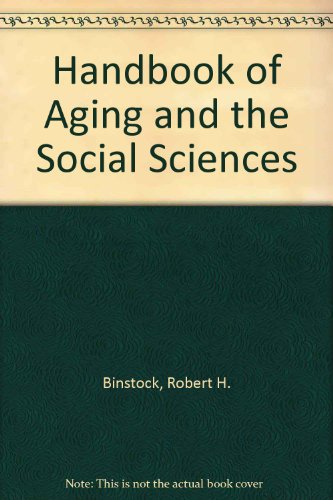 9780120445202: Handbook of Aging and the Social Sciences