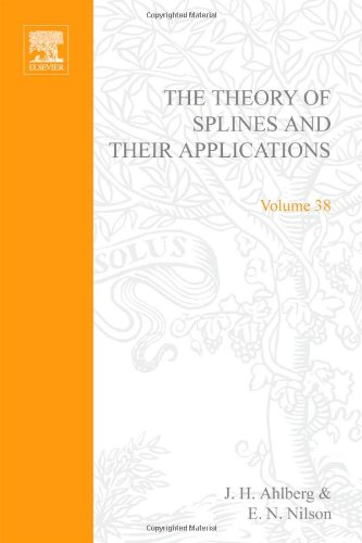 9780120447503: The theory of splines and their applications, Volume 38 (Mathematics in Science and Engineering)