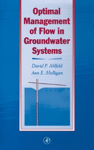 9780120448302: Optimal Management of Flow in Groundwater Systems: An Introduction to Combining Simulation Models and Optimization Methods