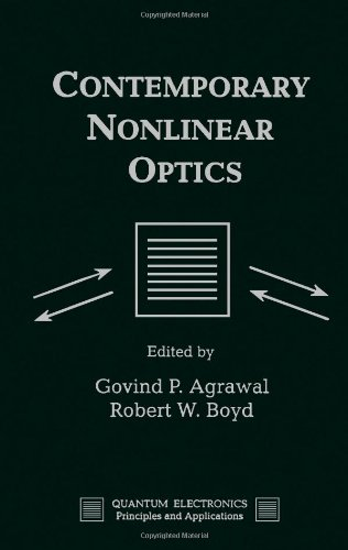9780120451357: Contemporary Nonlinear Optics (Quantum Electronics--Principles and Applications)