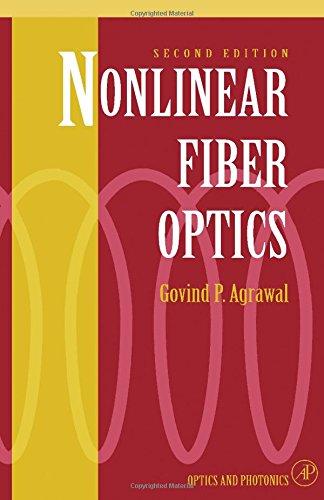 9780120451425: Nonlinear Fiber Optics, Second Edition (Optics and Photonics)