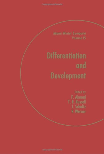 9780120454501: Differentiation and Development (Miami winter symposia)