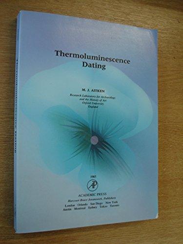 9780120463817: Aitken Thermoluminescence Dating