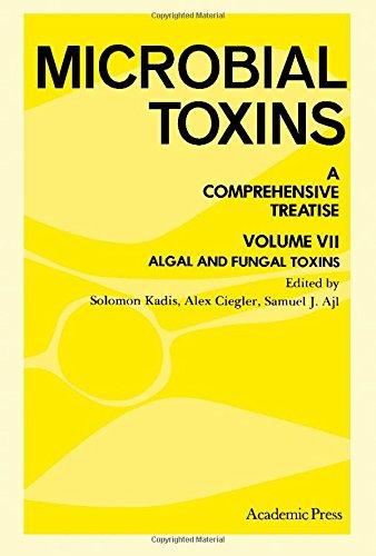 9780120465071: Microbial Toxins, Vol. 7: Algal and Fungal Toxins