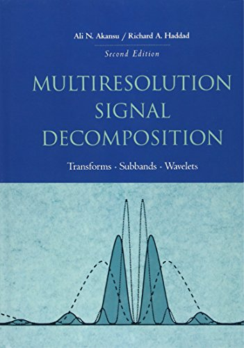 9780120471416: Multiresolution Signal Decomposition, Second Edition: Transforms, Subbands, and Wavelets (Series in Telecommunications)