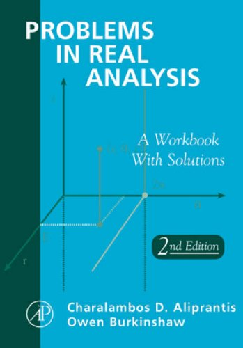 9780120502530: Problems in Real Analysis