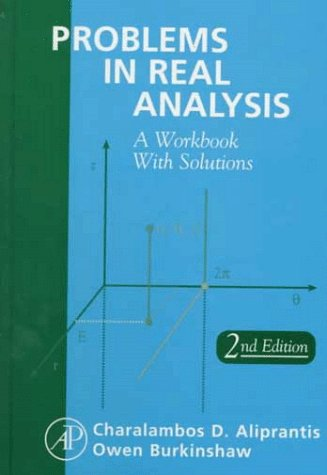 9780120502530: Problems in Real Analysis, Second Edition