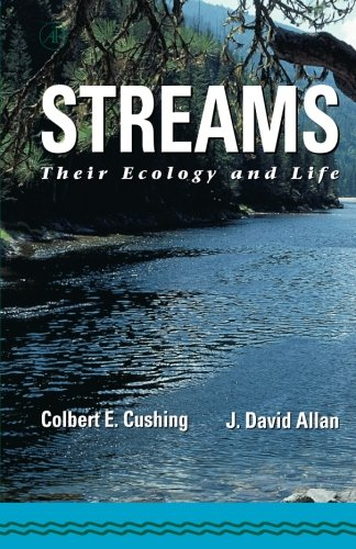 9780120503407: Streams: Their Ecology and Life