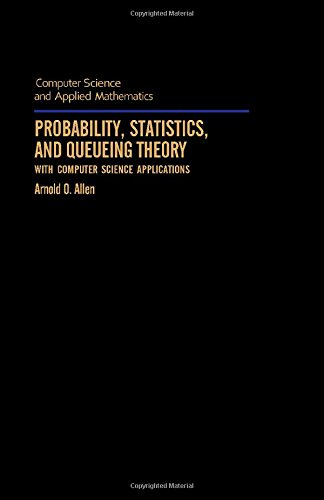 9780120510504: Probability, Statistics, and Queueing Theory with Computer Science Applications