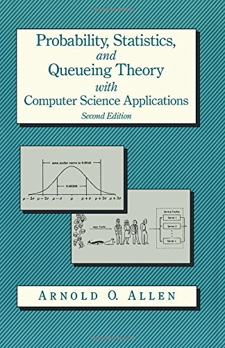 9780120510511: Probability, Statistics, and Queuing Theory With Computer Science Applications: With Computer Science Applications