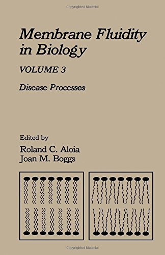 9780120530038: Membrane Fluidity in Biology: Disease Processes v. 3