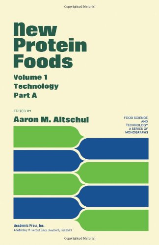 9780120548019: New Protein Foods: v. 1A: Technology (Food Science & Technological Monograph)