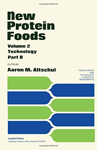 9780120548026: New Protein Foods: v. 2B: Technology (Food Science & Technological Monograph)