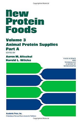 9780120548033: New Protein Foods: v. 3A: Technology (Food Science & Technological Monograph)