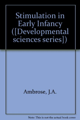 9780120559503: Stimulation in Early Infancy
