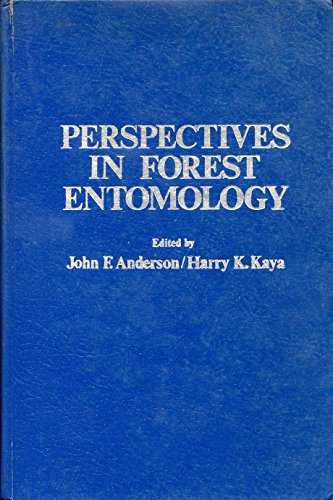 9780120566501: Perspectives in Forest Entomology (Academic Press rapid manuscript reproduction)