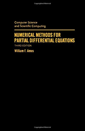 9780120567614: Numerical Methods for Partial Differential Equations, Third Edition (Computer Science and Scientific Computing)