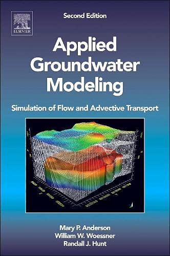 9780120581030: Applied Groundwater Modeling, Second Edition: Simulation of Flow and Advective Transport
