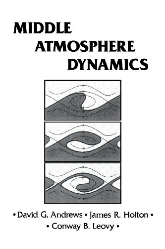 9780120585762: Middle Atmosphere Dynamics, Volume 40 (International Geophysics)