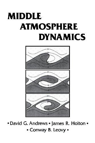 9780120585762: Middle Atmosphere Dynamics, Volume 40 (International Geophysics)