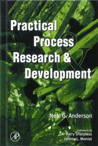 Practical Process Research and Development - Anderson, Neal G.