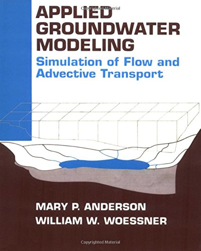 9780120594856: Applied Groundwater Modeling: Simulation of Flow and Advective Transport